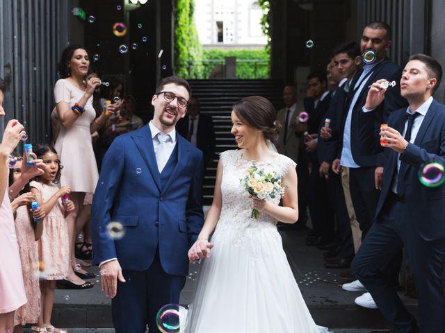 Le mariage de Benoît et Maryam à Clermont-Ferrand, Puy-de-Dôme 13