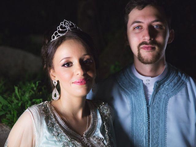 Le mariage de Maryam et Benoît
