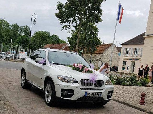 Le mariage de Romain et Emilie à Méréville, Essonne 1