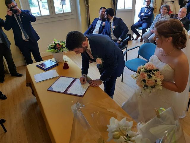 Le mariage de Romain et Emilie à Méréville, Essonne 2