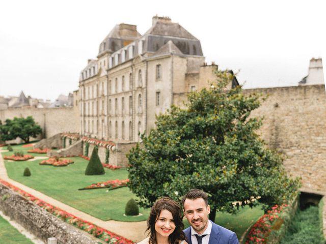 Le mariage de Pierrick et Tammy à Kervignac, Morbihan 23