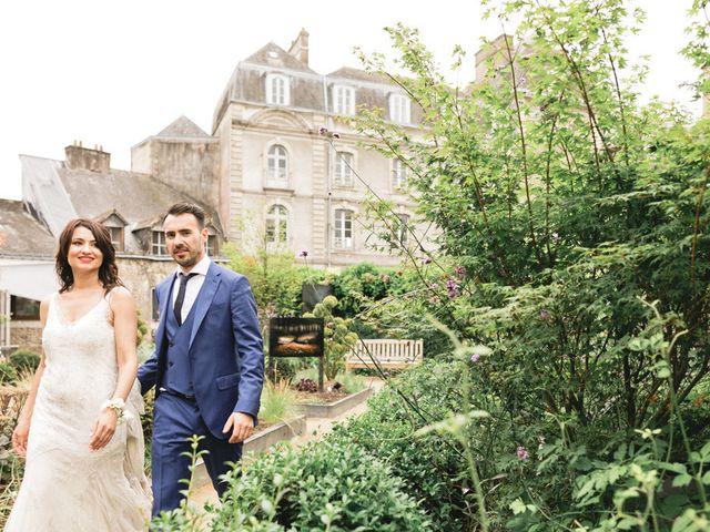 Le mariage de Pierrick et Tammy à Kervignac, Morbihan 25