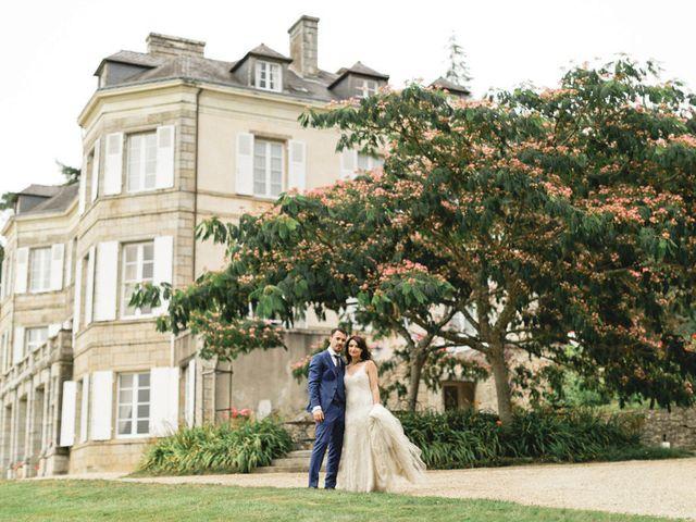 Le mariage de Pierrick et Tammy à Kervignac, Morbihan 44