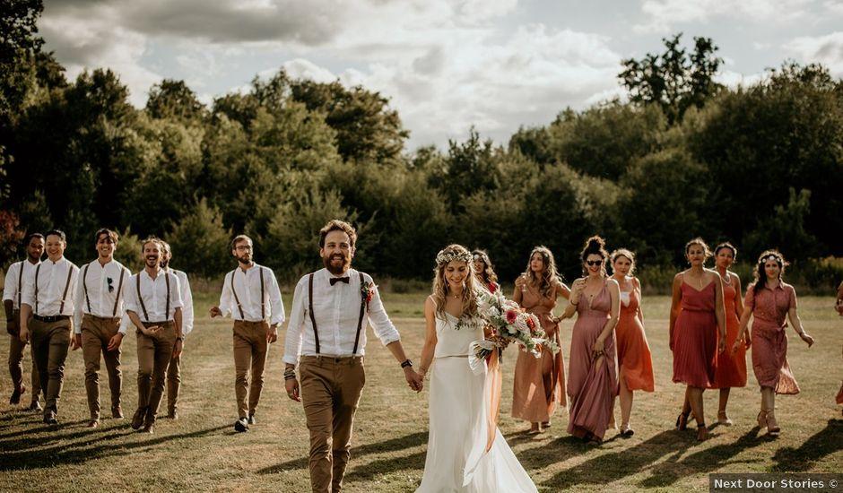Le mariage de Thomas et Cosette à Lésigny, Seine-et-Marne