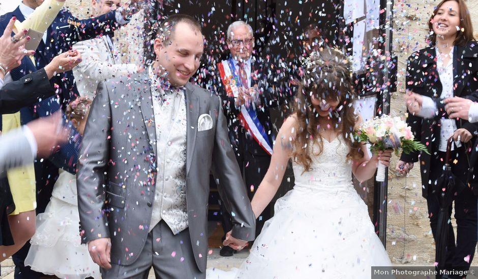 Le mariage de Guillaume et Sarah à Saint-Maurice-Montcouronne, Essonne