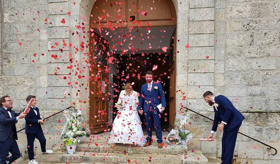 Le mariage de Romain et Emilie à Méréville, Essonne
