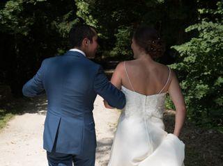 Le mariage de Margot  et Bastien