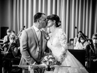 Le mariage de Isabelle et Baptiste 1