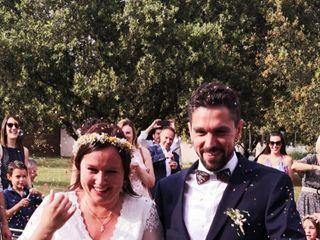 Le mariage de Nina et Gauthier  2
