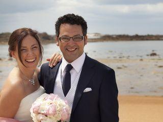 Le mariage de Saber et Stéphanie