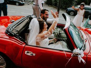 Le mariage de Lale et Cem