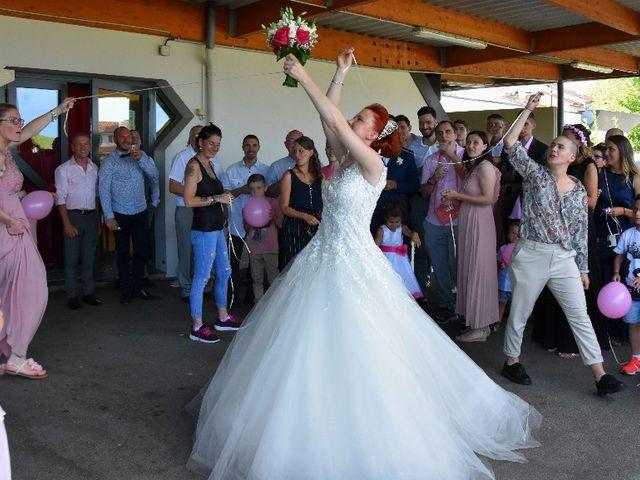 Le mariage de Anthony  et Marjorie à Péronnas, Ain 16