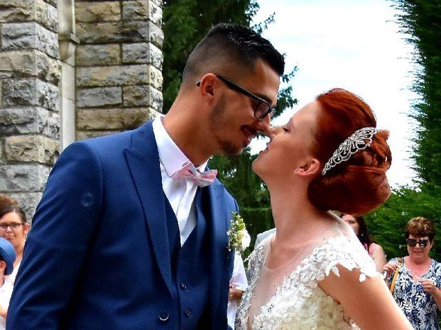Le mariage de Anthony  et Marjorie à Péronnas, Ain 1