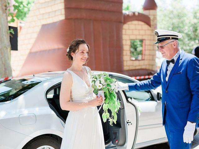 Le mariage de Jules et Aurélie à Carqueiranne, Var 30