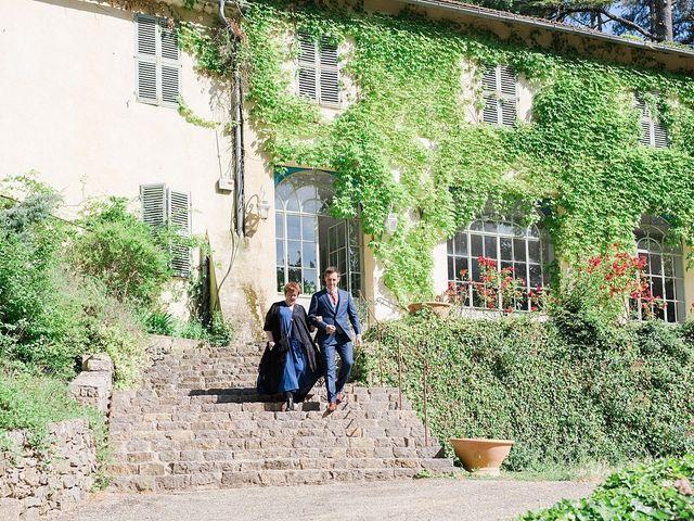 Le mariage de Jules et Aurélie à Carqueiranne, Var 49