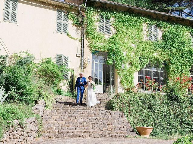 Le mariage de Jules et Aurélie à Carqueiranne, Var 51