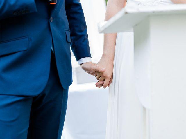 Le mariage de Jules et Aurélie à Carqueiranne, Var 59