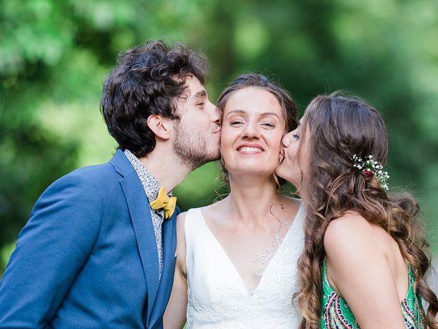 Le mariage de Jules et Aurélie à Carqueiranne, Var 76