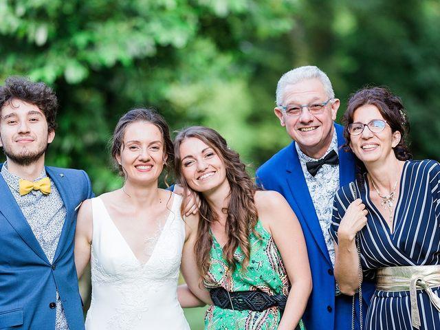 Le mariage de Jules et Aurélie à Carqueiranne, Var 77