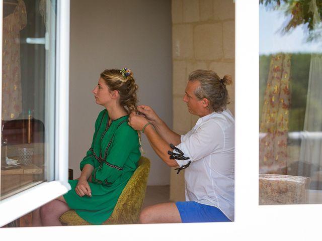 Le mariage de Emmanuel et Jennifer à Bourg, Gironde 8