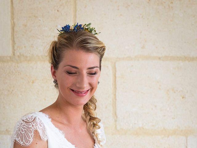 Le mariage de Emmanuel et Jennifer à Bourg, Gironde 31