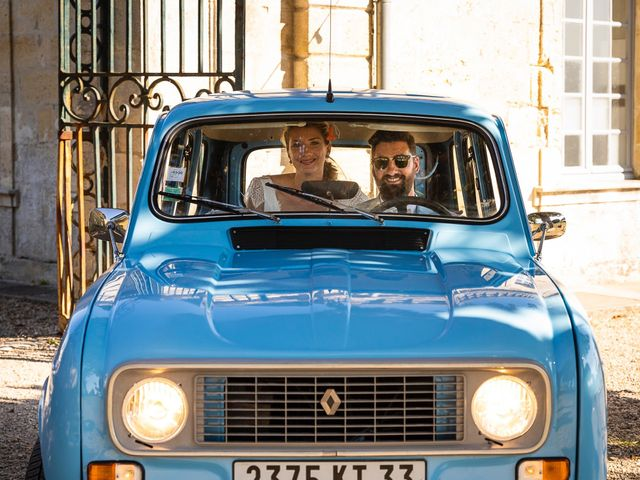 Le mariage de Emmanuel et Jennifer à Bourg, Gironde 37