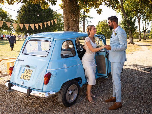Le mariage de Emmanuel et Jennifer à Bourg, Gironde 39