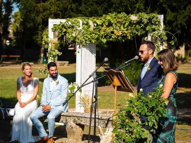 Le mariage de Emmanuel et Jennifer à Bourg, Gironde 45