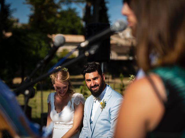 Le mariage de Emmanuel et Jennifer à Bourg, Gironde 46