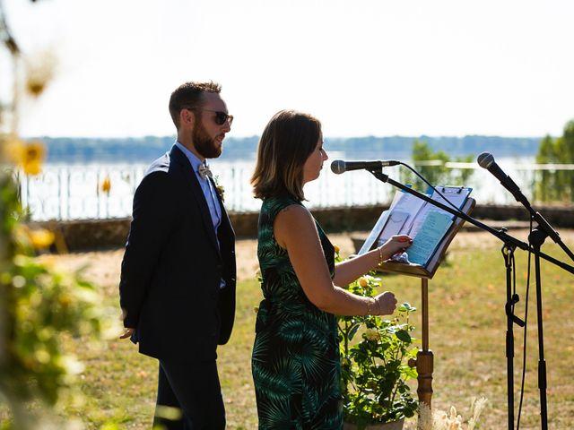 Le mariage de Emmanuel et Jennifer à Bourg, Gironde 47