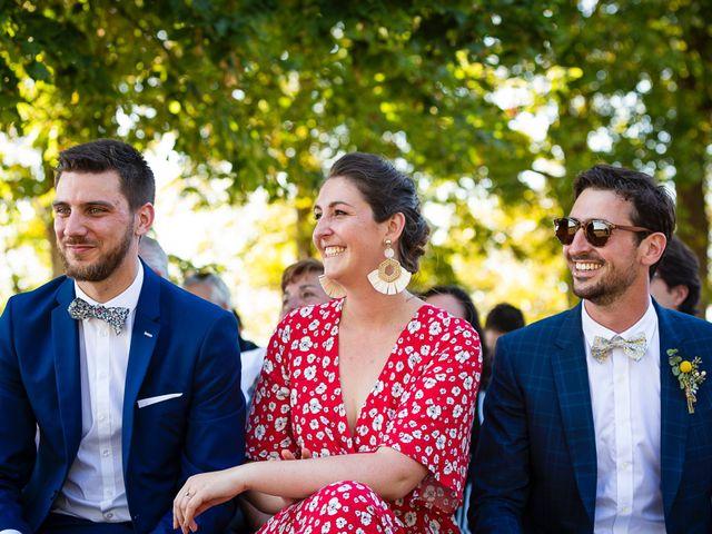 Le mariage de Emmanuel et Jennifer à Bourg, Gironde 48