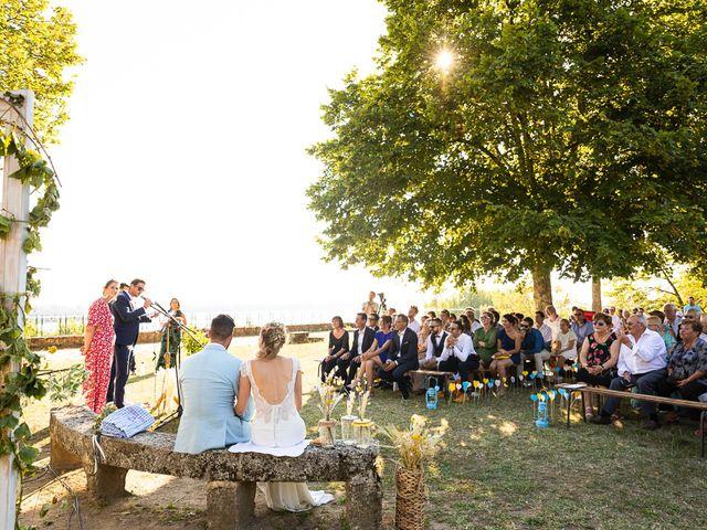 Le mariage de Emmanuel et Jennifer à Bourg, Gironde 67