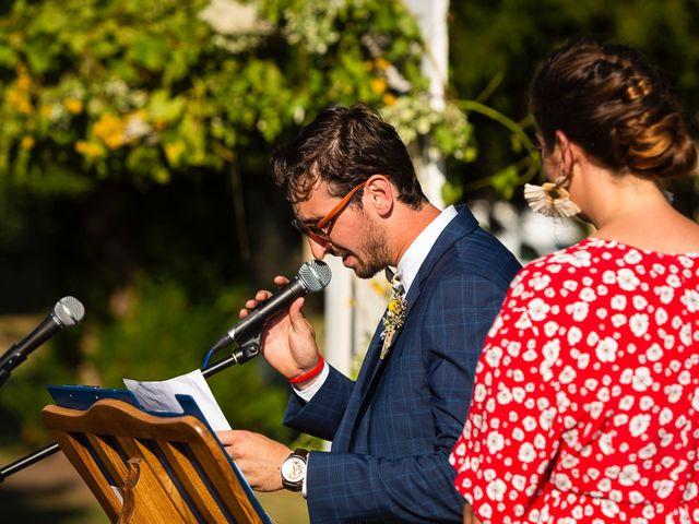 Le mariage de Emmanuel et Jennifer à Bourg, Gironde 69