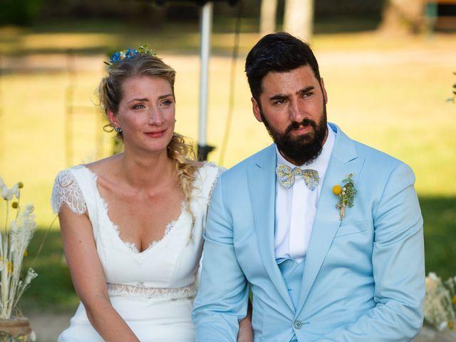Le mariage de Emmanuel et Jennifer à Bourg, Gironde 70