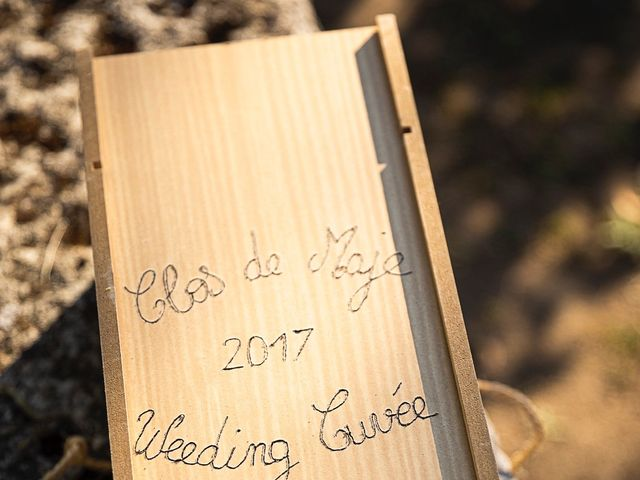 Le mariage de Emmanuel et Jennifer à Bourg, Gironde 83