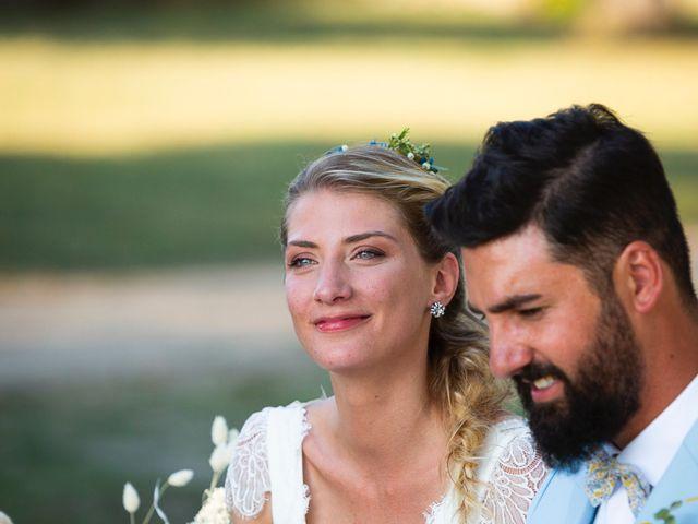 Le mariage de Emmanuel et Jennifer à Bourg, Gironde 87