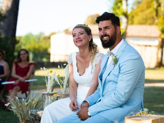 Le mariage de Emmanuel et Jennifer à Bourg, Gironde 89