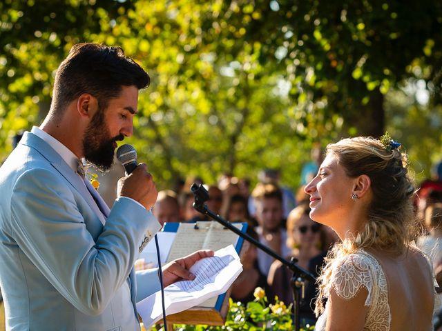 Le mariage de Emmanuel et Jennifer à Bourg, Gironde 91