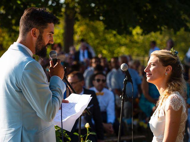 Le mariage de Emmanuel et Jennifer à Bourg, Gironde 93