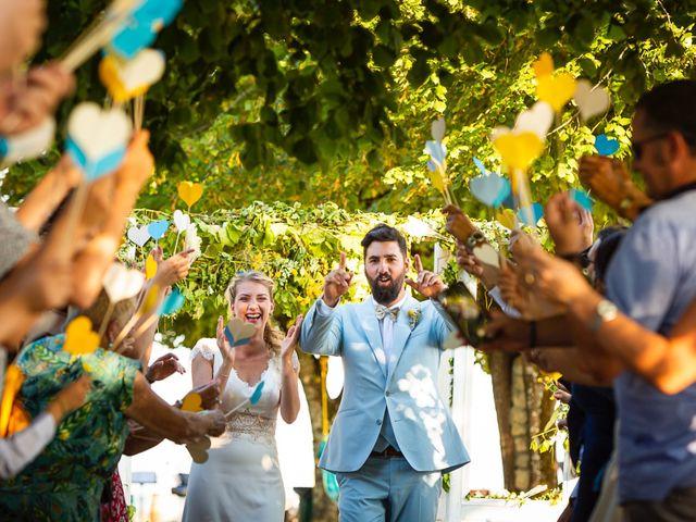 Le mariage de Emmanuel et Jennifer à Bourg, Gironde 100