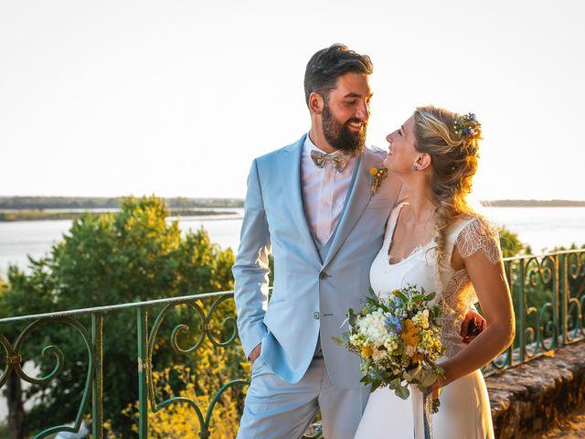 Le mariage de Emmanuel et Jennifer à Bourg, Gironde 110