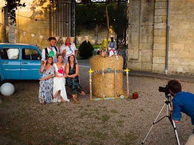 Le mariage de Emmanuel et Jennifer à Bourg, Gironde 122