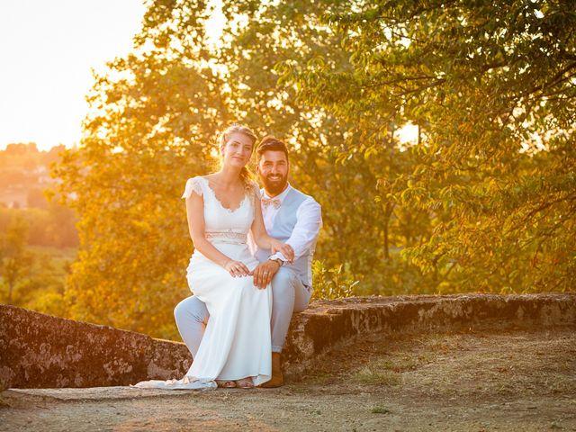 Le mariage de Emmanuel et Jennifer à Bourg, Gironde 135