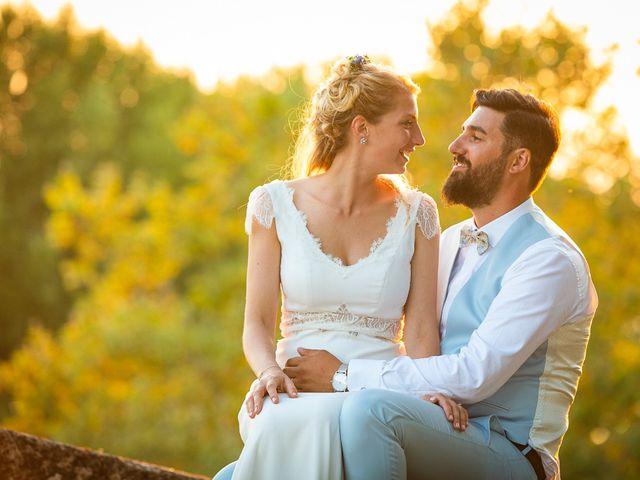 Le mariage de Emmanuel et Jennifer à Bourg, Gironde 2