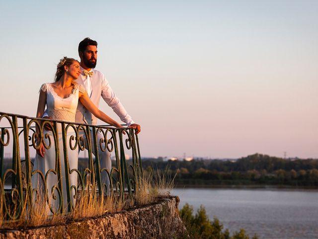 Le mariage de Emmanuel et Jennifer à Bourg, Gironde 136