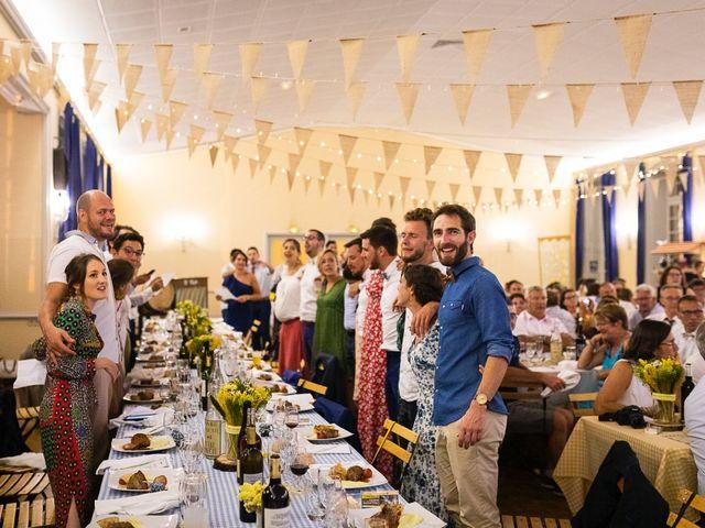 Le mariage de Emmanuel et Jennifer à Bourg, Gironde 162