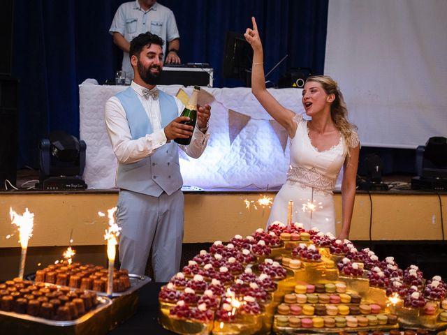 Le mariage de Emmanuel et Jennifer à Bourg, Gironde 176