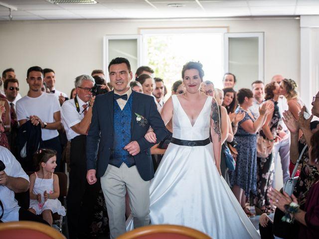 Le mariage de Rémy et Sophie à Belvès-de-Castillon, Gironde 5