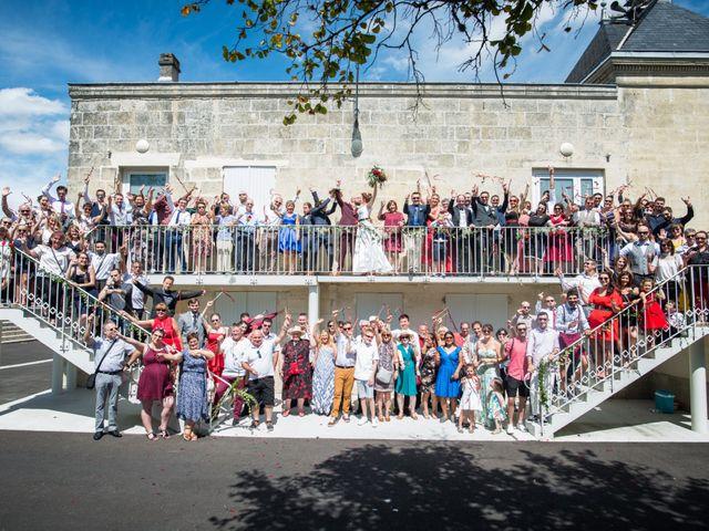 Le mariage de Rémy et Sophie à Belvès-de-Castillon, Gironde 11