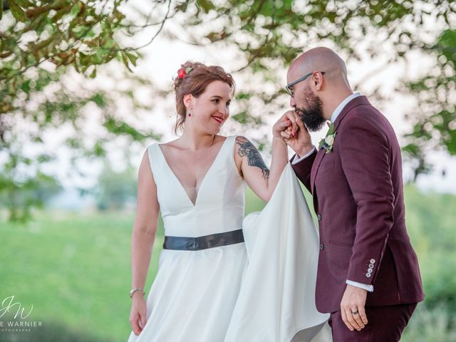 Le mariage de Rémy et Sophie à Belvès-de-Castillon, Gironde 14